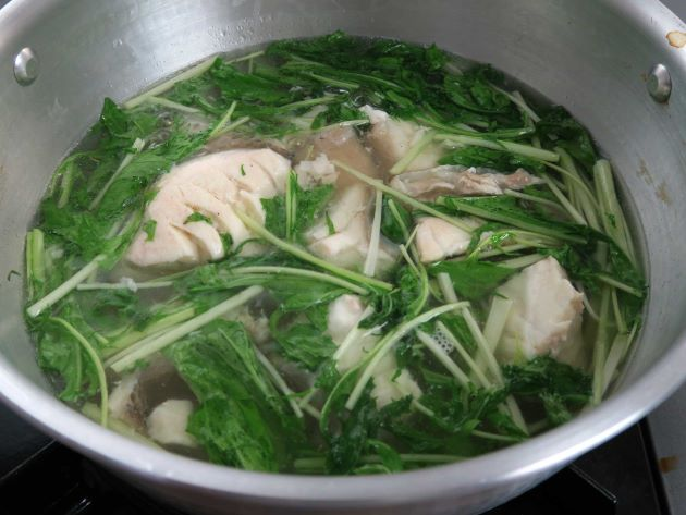 シナアーラの鍋