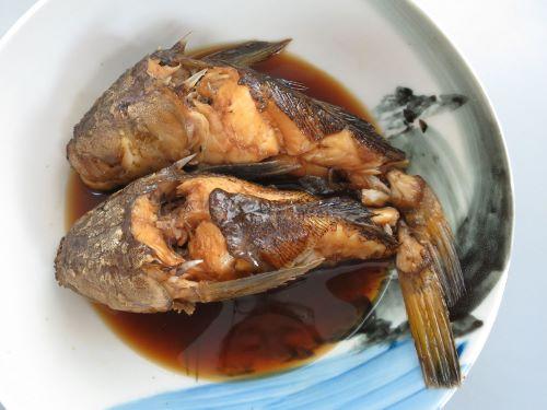 ミシマオコゼの鍋