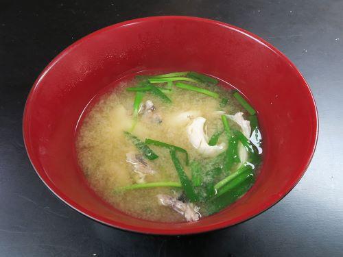 シロサバフグの鍋