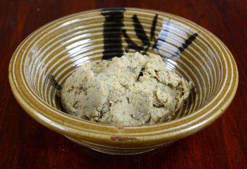 平戸市度島のいを味噌