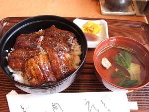 名古屋中部地域のウナギの食文化
