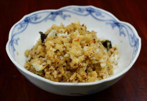 ニセタカサゴの魚味噌、奄美大島