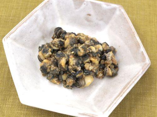 タニシの食文化